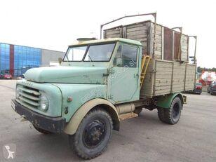 HANOMAG camión caja abierta
