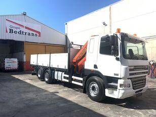 DAF CF85.430   camión caja abierta