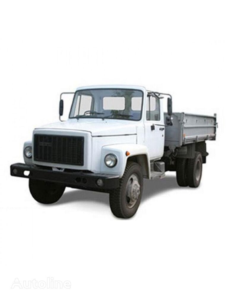 GAZ 3309 camión caja abierta
