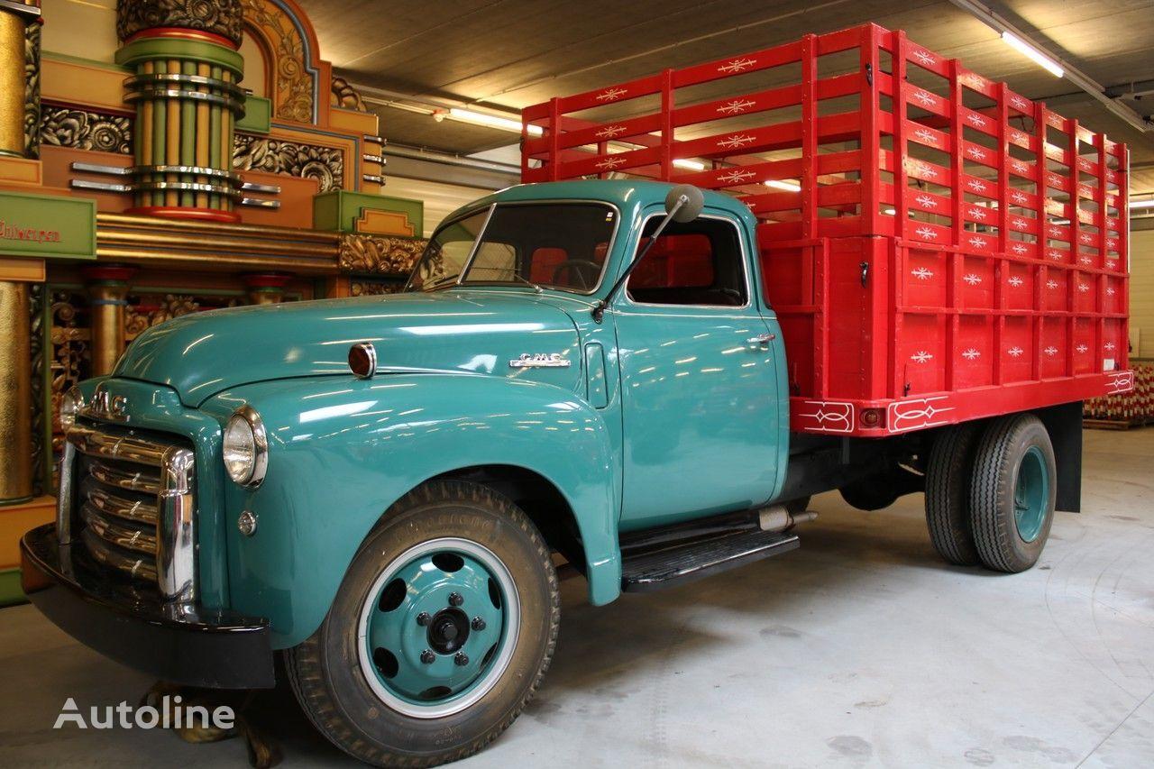 camión caja abierta GMC 1948 GMC