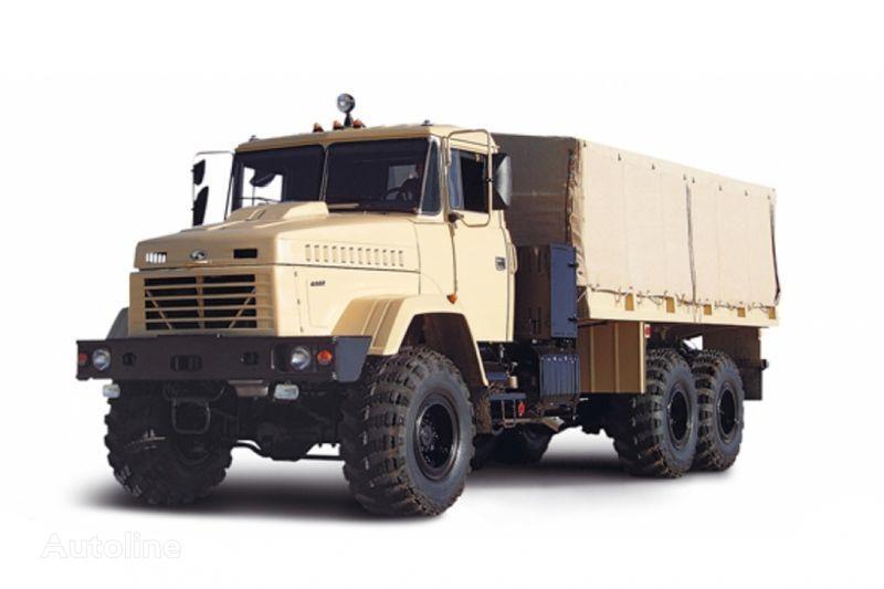 camión caja abierta KRAZ 6322