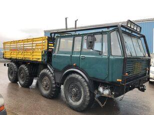 TATRA 813 8x8 year 1981 unique oldtimer camión caja abierta