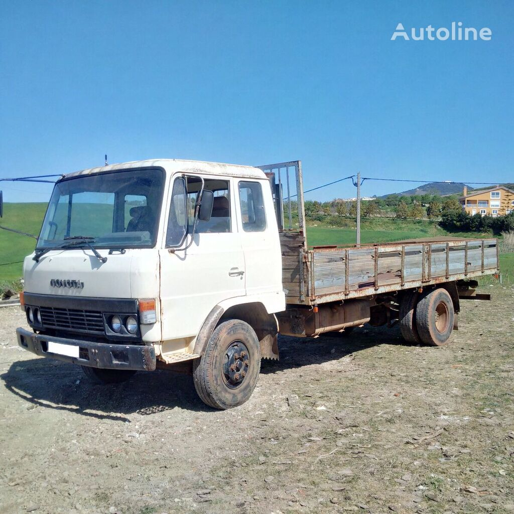 TOYOTA HINO 6.4 diesel left hand drive 6 cylinder 10 ton camión caja abierta