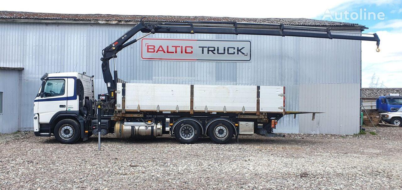 VOLVO FM460 camión caja abierta
