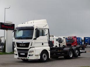 MAN TGX 26.460 / BDF-7,5 M / NAVI / FULL OPTION / camión chasis