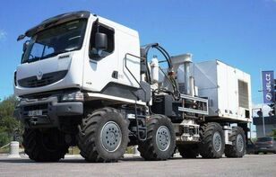THOMAS CONSTRUCTEURS [Other] 8x8 THOMAS Low speed truck with hydraulic drive! camión chasis