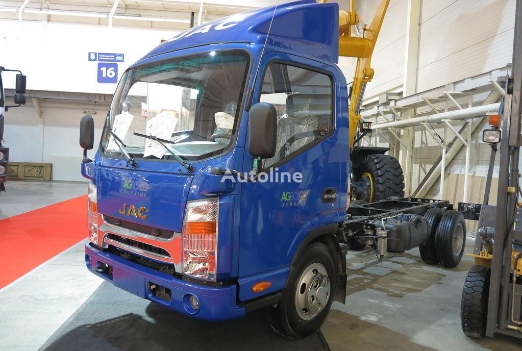 JAC N56 camión chasis nuevo
