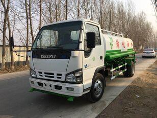 ISUZU 5000L camión cisterna