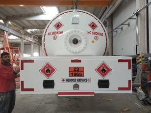MERCEDES-BENZ DOĞUMAK BOBTAIL ROAD TANK camión cisterna de gas nuevo