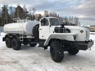 URAL Автомобиль специальный 5677 автоцистерна для перевозки питьевой  camión cisterna nuevo