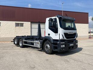 IVECO STRALIS 420 camión con gancho