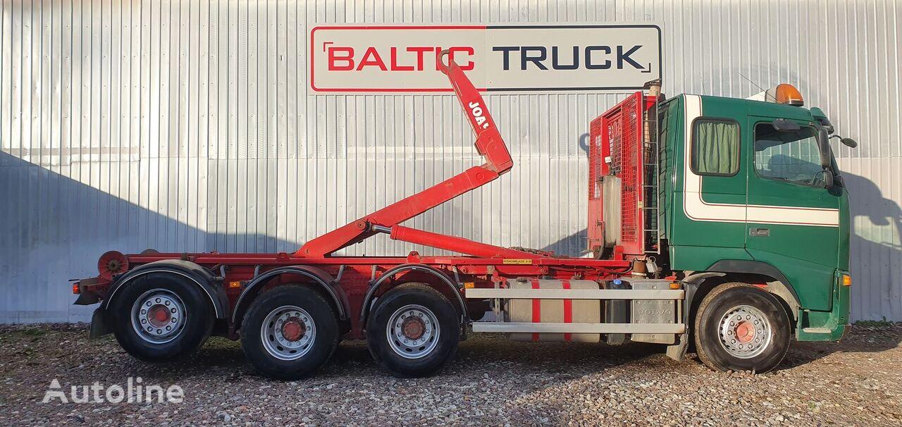 VOLVO FH 480 (8x4) camión con gancho