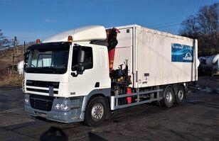DAF 85.410 camión con lona corredera