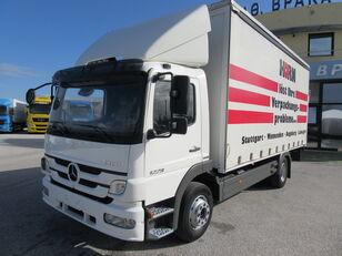 MERCEDES-BENZ 1229 L ATEGO  camión con lona corredera