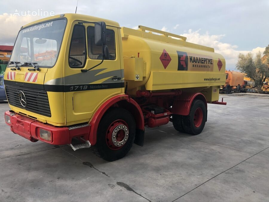 MERCEDES-BENZ 1719 camión de combustible