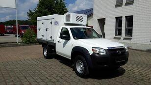 MAZDA B 50 4WD ColdCar Eis/Ice -33°C 2+2 Tuev 06.2023 4x4 Eiskühlaufba camión de helados