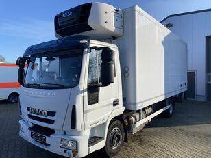 IVECO Eurocargo 120EL21 Euro 6 Vollausstattung Kress Carrier Tiefk. Do camión frigorífico