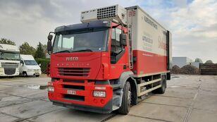 IVECO Stralis 270  TK MD-II Max Diesel-Electro 43 Meat Hooks camión frigorífico