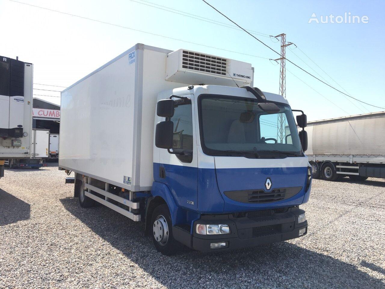 RENAULT MIDLUM 220 DXI camión frigorífico