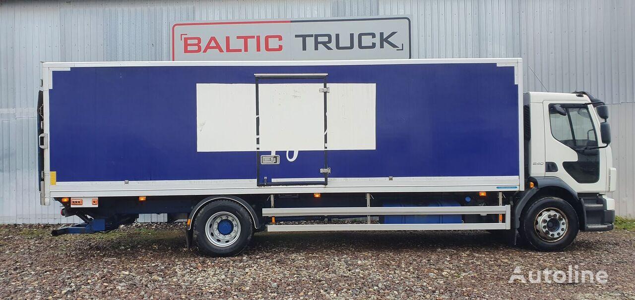 VOLVO FL240, 4x2 FRIDGE BOX + LIFT camión frigorífico
