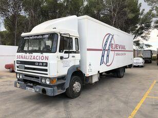 DAF 1700 camión furgón