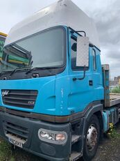 ERF ECX 2005 BREAKING FOR SPARES camión furgón para piezas