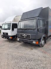 MAN 8.163 camión furgón