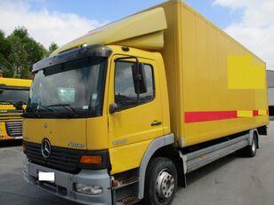 MERCEDES-BENZ 1218 camión furgón