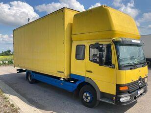 MERCEDES-BENZ 818L ATEGO camión furgón