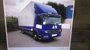 MERCEDES-BENZ Atego II  camión furgón