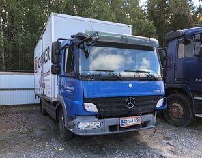 MERCEDES-BENZ Atego 818 camión furgón