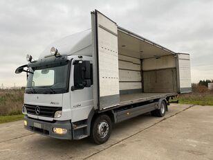 MERCEDES-BENZ Atego 1224L Open Side camión isotérmico