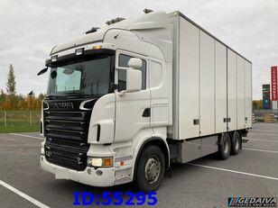 SCANIA R500 - 6X2 - EURO 5 camión isotérmico