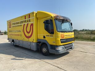 DAF LF 45.220 235.000tkm camión isotérmico