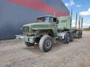 URAL camión maderero