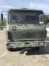 MERCEDES-BENZ 1017  4x4  KIPPER camión militar