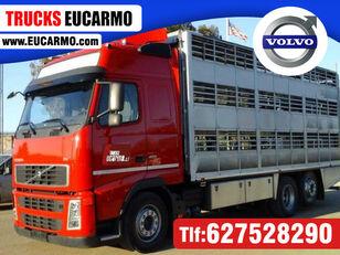 VOLVO FH13 400 camión para transporte de ganado