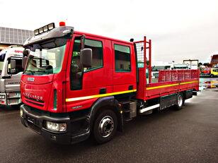 IVECO  120E240 MACHINEN TRANSPORT camión portacoches