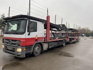 MERCEDES-BENZ Actros 1844 EURO 5 camión portacoches