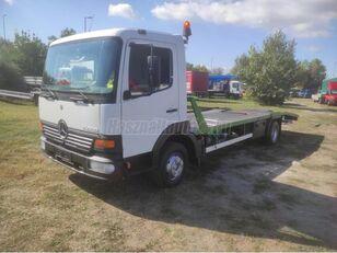 MERCEDES-BENZ Atego 818 Járműszállító csörlővel és rámpával camión portacoches