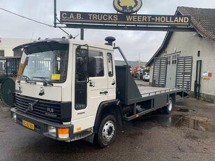 VOLVO FL6 camión portacoches