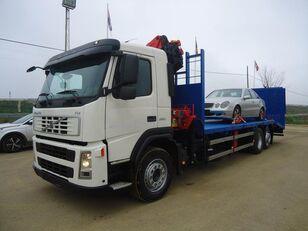 VOLVO FM 12 830 camión portacoches
