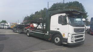 VOLVO FM13 420 Autotransporter Kassbohrer camión portacoches