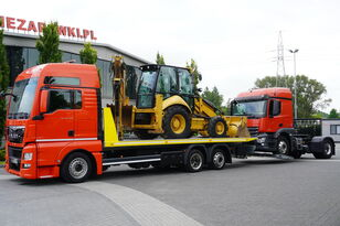 MAN TGX 26.440 XXL , E6 , 6X2 , NEW BODY 7,5m , hydraulic , 2x winch camión portacoches
