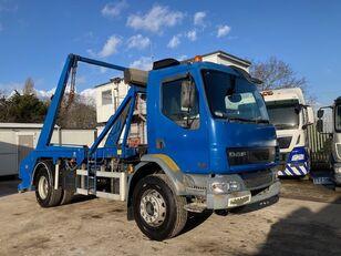 DAF LF 55 220 camión portacontenedores