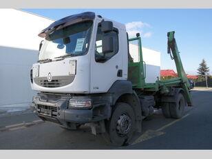 RENAULT ramenový nosič kontejnerů EURO 4 camión portacontenedores