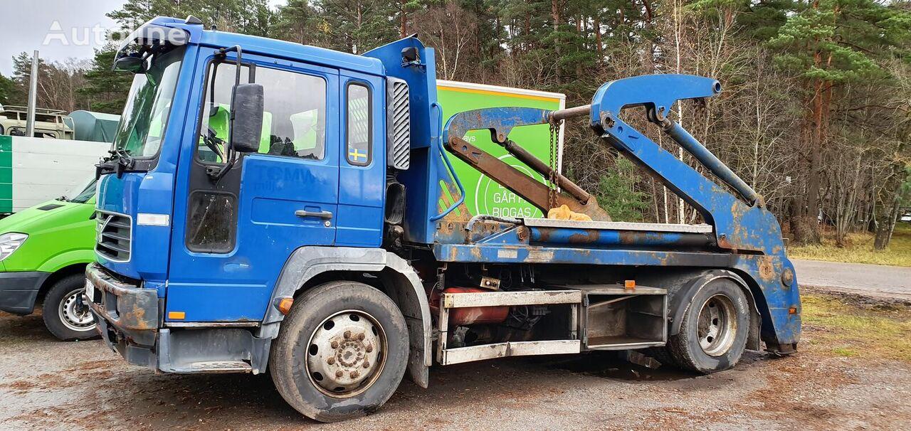 VOLVO FL6 camión portacontenedores