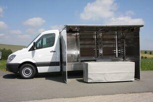 FORD Transit camión tienda