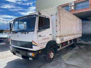 MERCEDES-BENZ 817 camión toldo