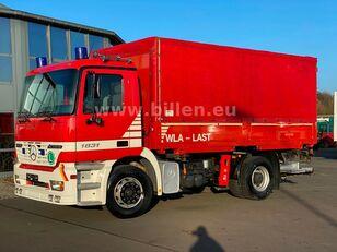 MERCEDES-BENZ Actros 1831 camión toldo